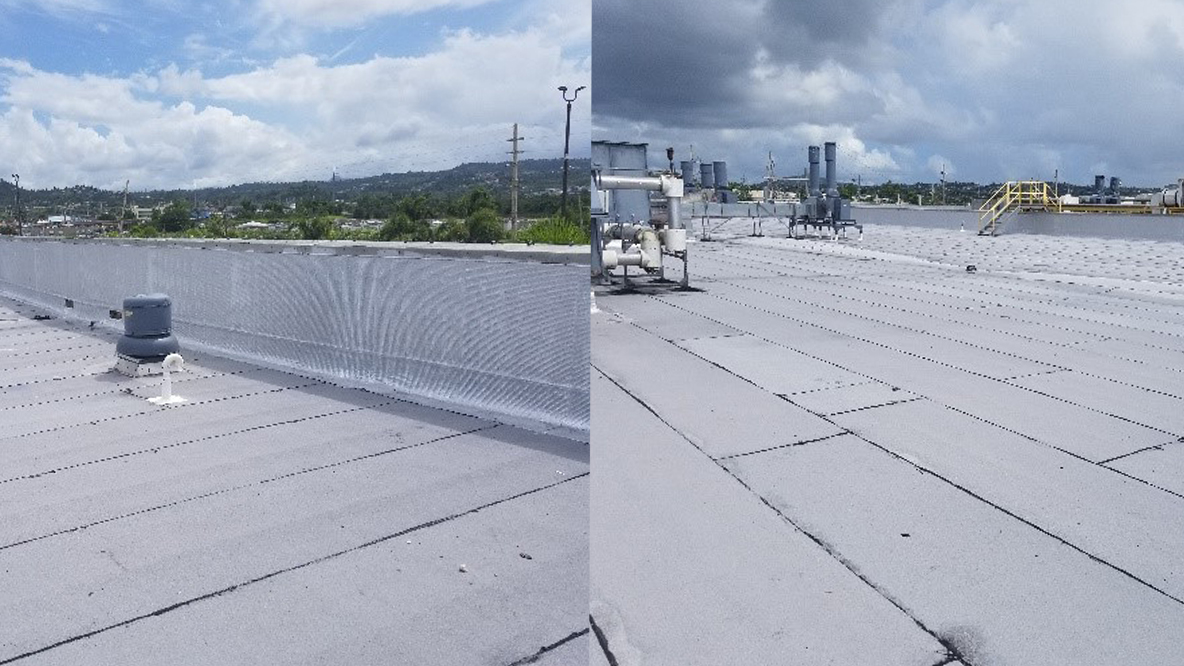 Roof waterproofing - Smart Precise Solutions